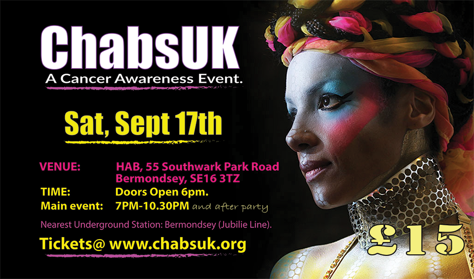 London Bodypainting and Facepainting event