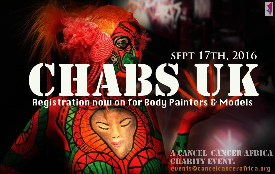 Registering Body Painters Sept CHABSUK.