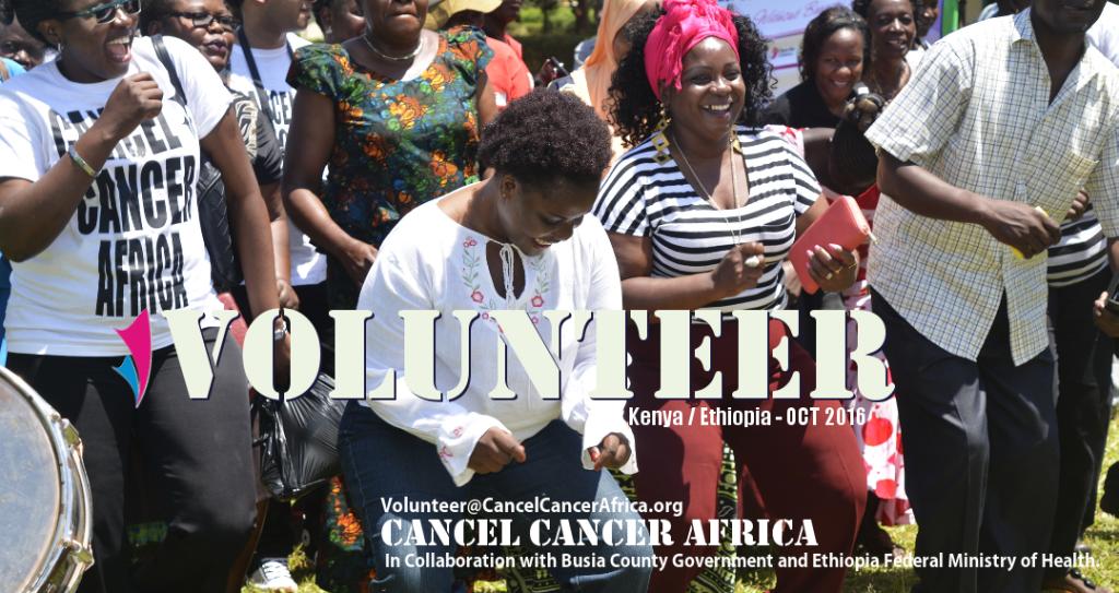 volunteers needed for kenya and ethiopia