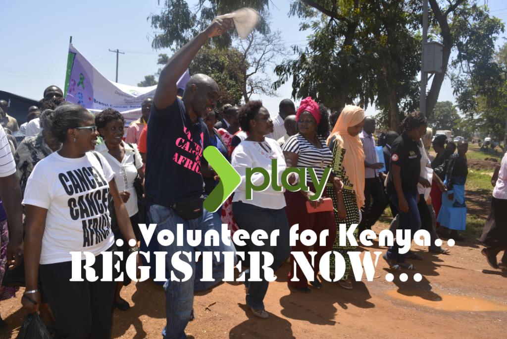 volunteer for kenya