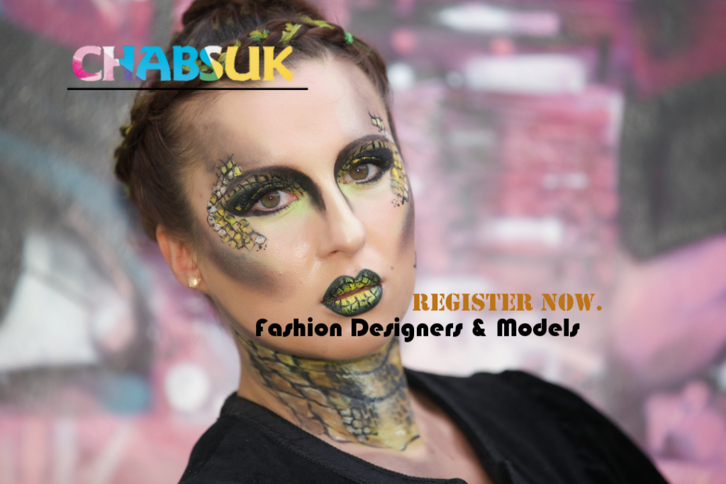 Fashion Models and Designers Register now for CHABSUK
