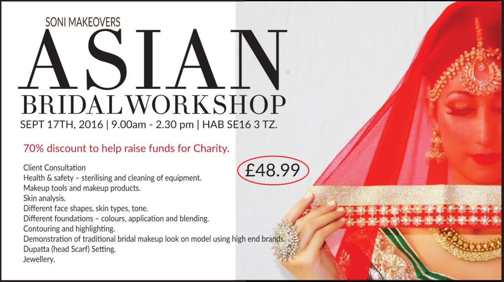 Asian bridal workshop