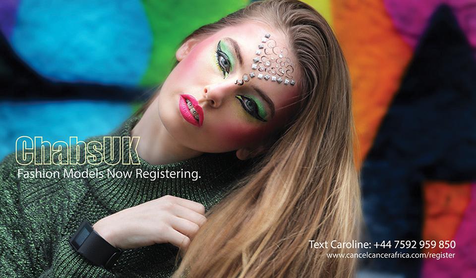 registration for ChabsUK fashion Models
