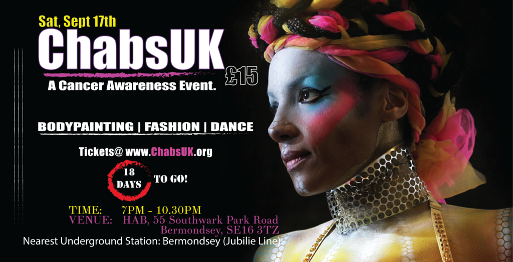Bodypainting Event: